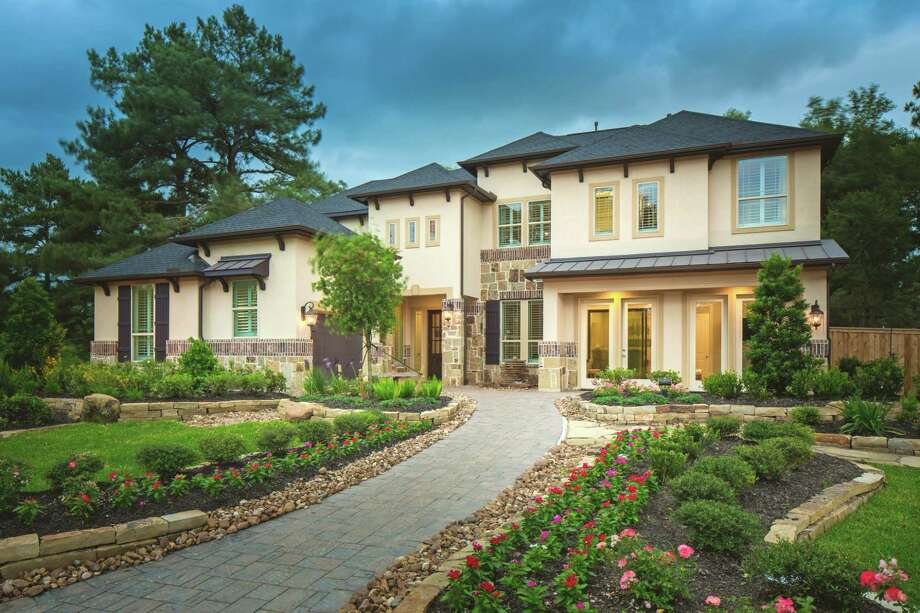 Traditional Homes Range From 3,000 To 5,000 Square Feet And Include One   And Two