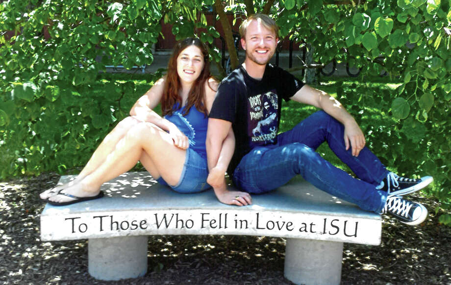 Erin Addante and Christopher Sandrin. Photo: For The Intelligencer