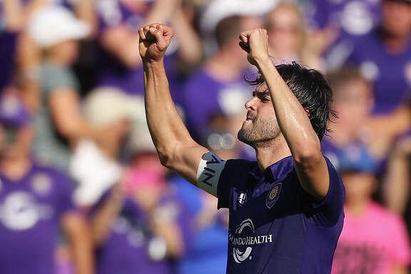 Orlando City SC attacking midfielder Kaká helped Brazil capture the World Cup in 2002.