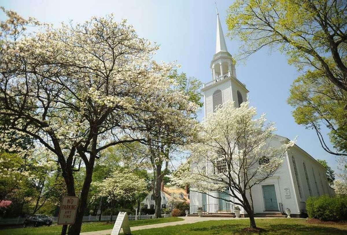 The 82nd annual Dogwood Festival will run on Fairfield's Greenfield Hill Friday, May 12, to Mother's Day Sunday, May 14.