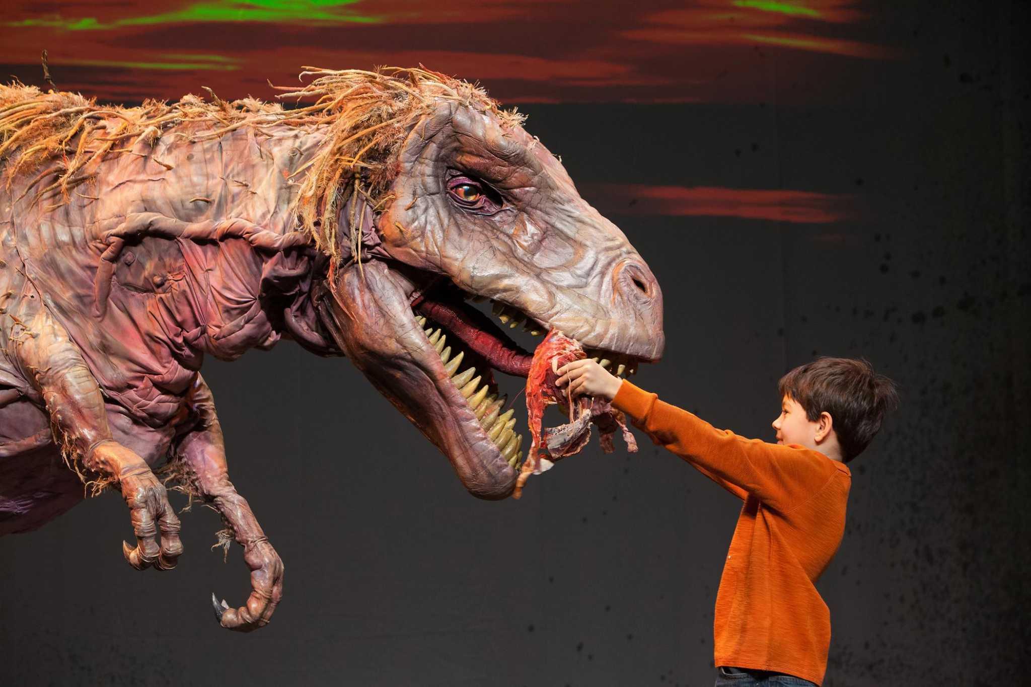 Australia S Dinosaur Zoo Brings Live Prehistoric