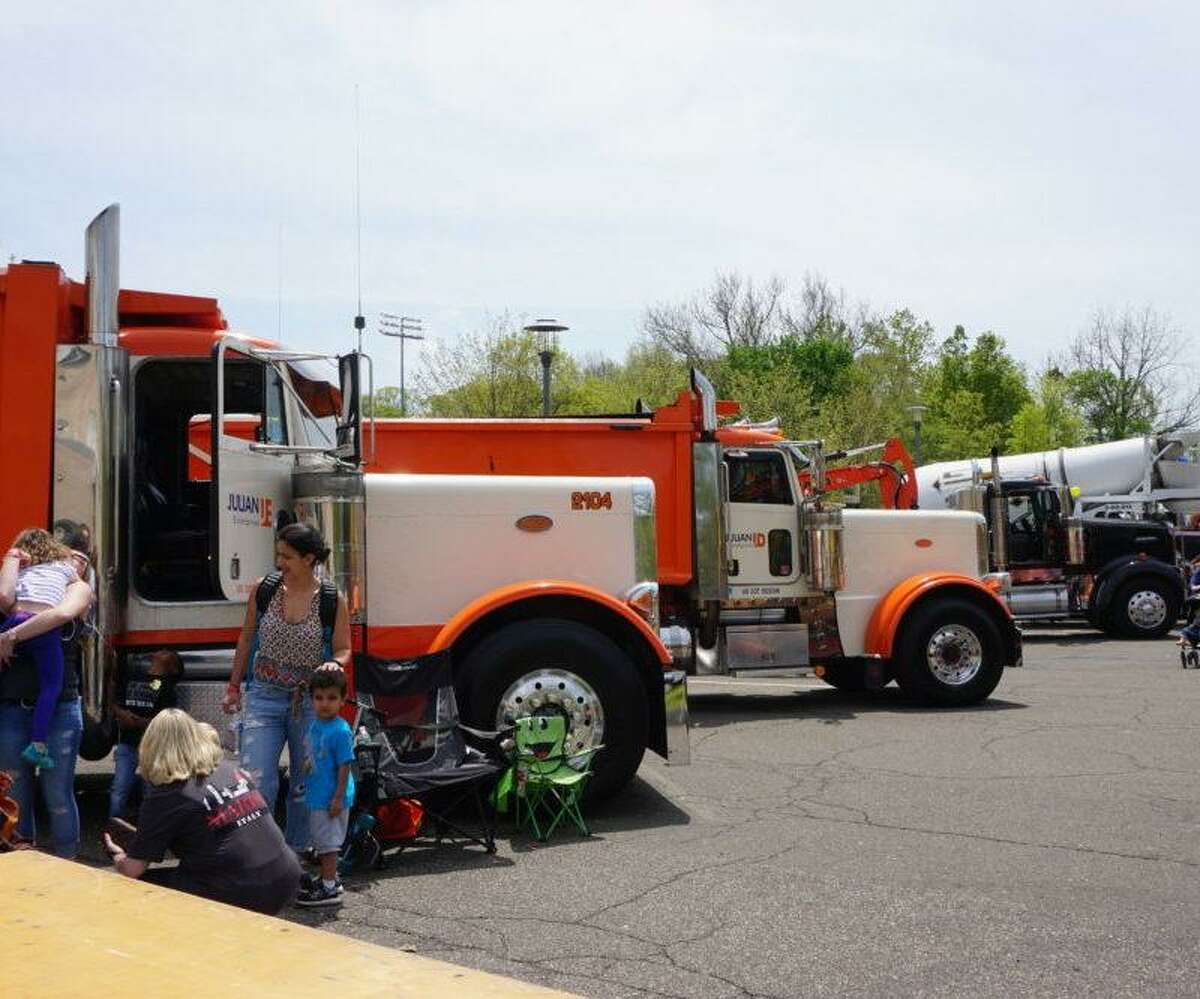 The 2017 Barnum Festival Touch-A-Truck event will take place at Roger Ludlowe High School, in Fairfield, on Saturday, May 13, noon to 4 p.m.