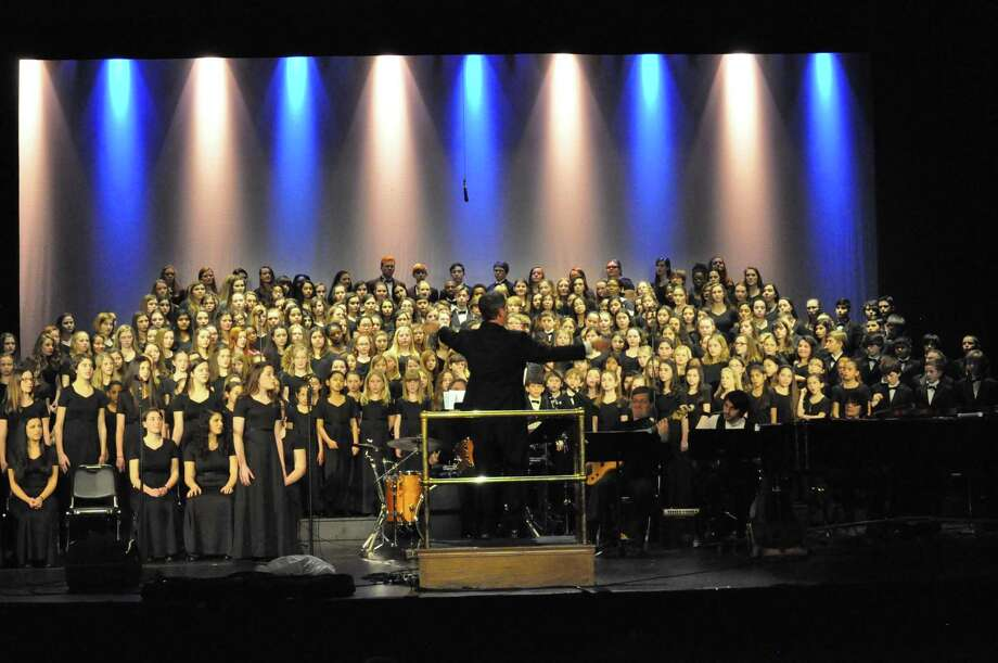 The Quick Center for the Arts at Fairfield University will host the final concert of the Fairfield County Children's Choir season on Saturday, May 13. Photo: FCCC / Contributed Photo