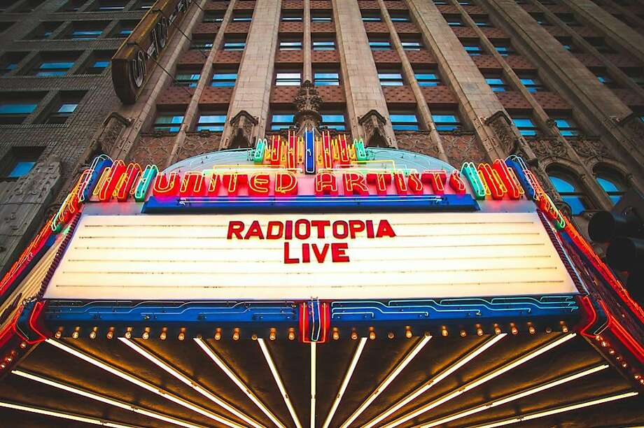 Radiotopia Live features podcasters from the network in a live show. Photo: Courtesy Radiotopia