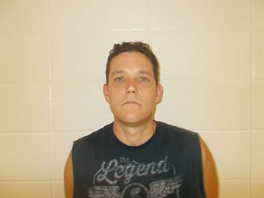 Eric Paul Duhon, 37, was arrested on May 4, 2017 after police found him with suspected meth. His bond was set at $10,000. Photo: Photo Courtesy Of Pinehurst PD