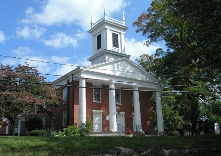 First Congregational Church of Darien (1837) Photo: Darien News / Contributed Photo / Darien News