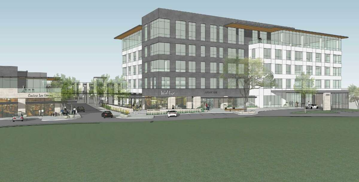 Fulcrum Development plans to build a high-end office building in the fast-growing Medical Center district.