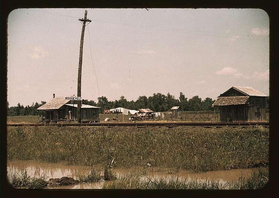 Louisiana, circa 1940. Photo: Courtesy Library Of Congress