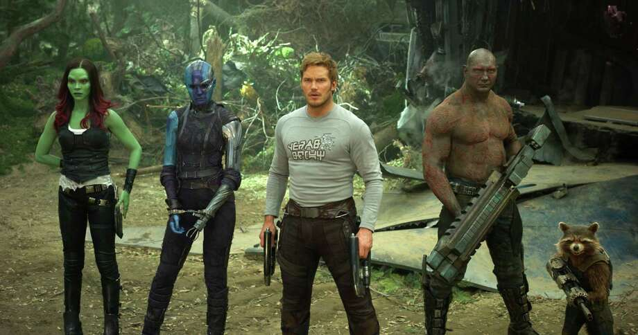 """""""Guardians of the Galaxy Vol. 2"""" has rocketed to a $17 million opening night, beating out early showings of the first film. It's expected to generate $400 million in the U.S. and Canada, according to analysts at BoxOfficePro.com. Photo: Disney-Marvel / null"""