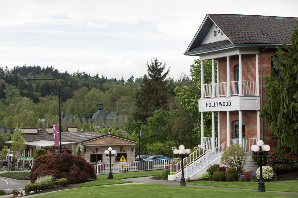 Hollywood Schoolhouse in Woodinville, photographed on Friday, May 5, 2017.