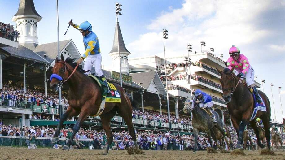 The 2017 Kentucky Derby by the Numbers (Infographic) - The Register ... 48a5e3998f4a