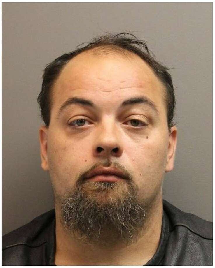 Jacob Meyer, 34, of Troy was arrested in connection with a fight in Rotterdam on March 19, 2017 Photo: Rotterdam Police Photo