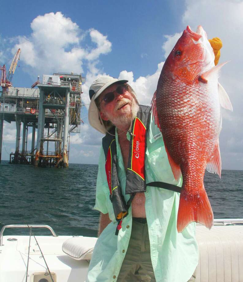 Texas offshore anglers' opportunity to land red snapper from Gulf waters under federal control have shriveled from a year-round season two decades ago to just three days this year, even though the population of the popular reef fish has boomed in the western Gulf of Mexico. Photo: Shannon Tompkins