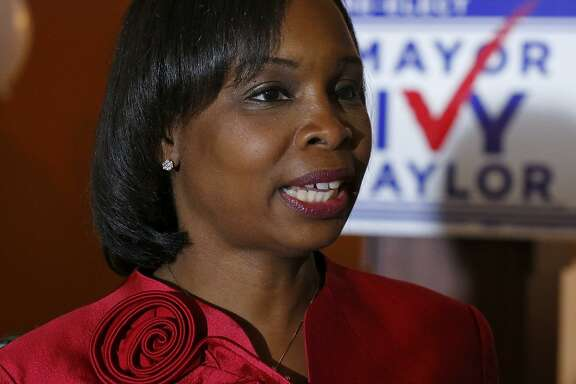 The Editorial Board recommends that Mayor Ivy Taylor be reelected.