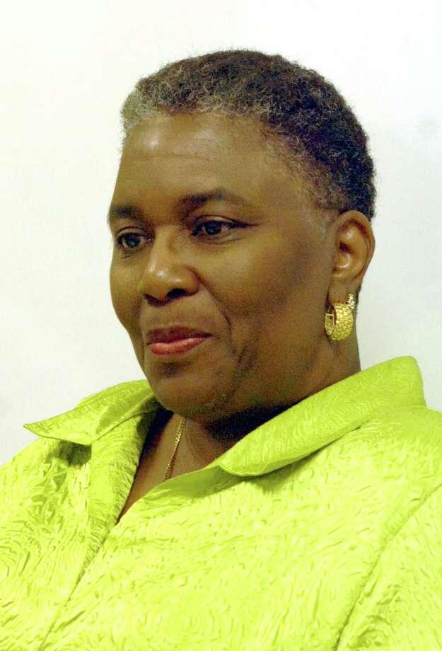 Zenobia Bush Photo: File / Beaumont