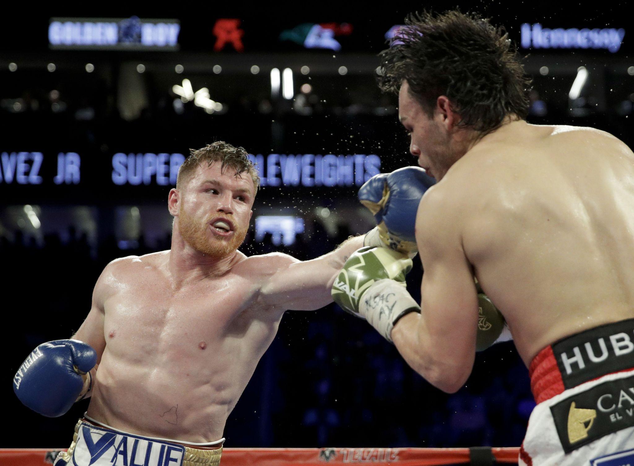 Middleweight boxer Canelo Alvarez tests positive for banned drug