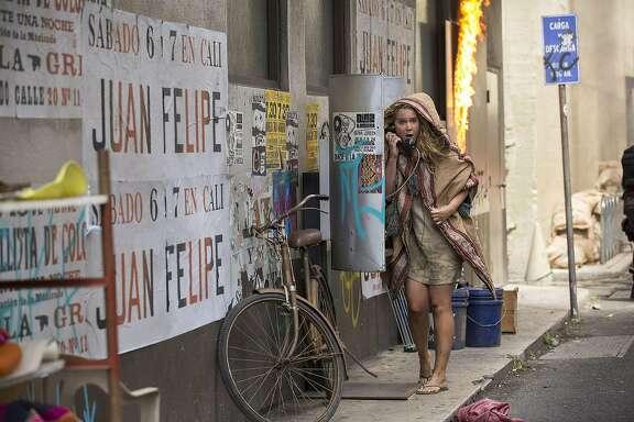"""Amy Schumer in """"Snatched."""" MUST CREDIT: Justina Mintz, Twentieth Century Fox"""