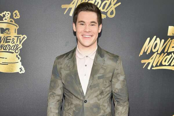 LOS ANGELES, CA - MAY 07: Host Adam Devine attends the 2017 MTV Movie And TV Awards at The Shrine Auditorium on May 7, 2017 in Los Angeles, California. (Photo by Jeff Kravitz/FilmMagic)