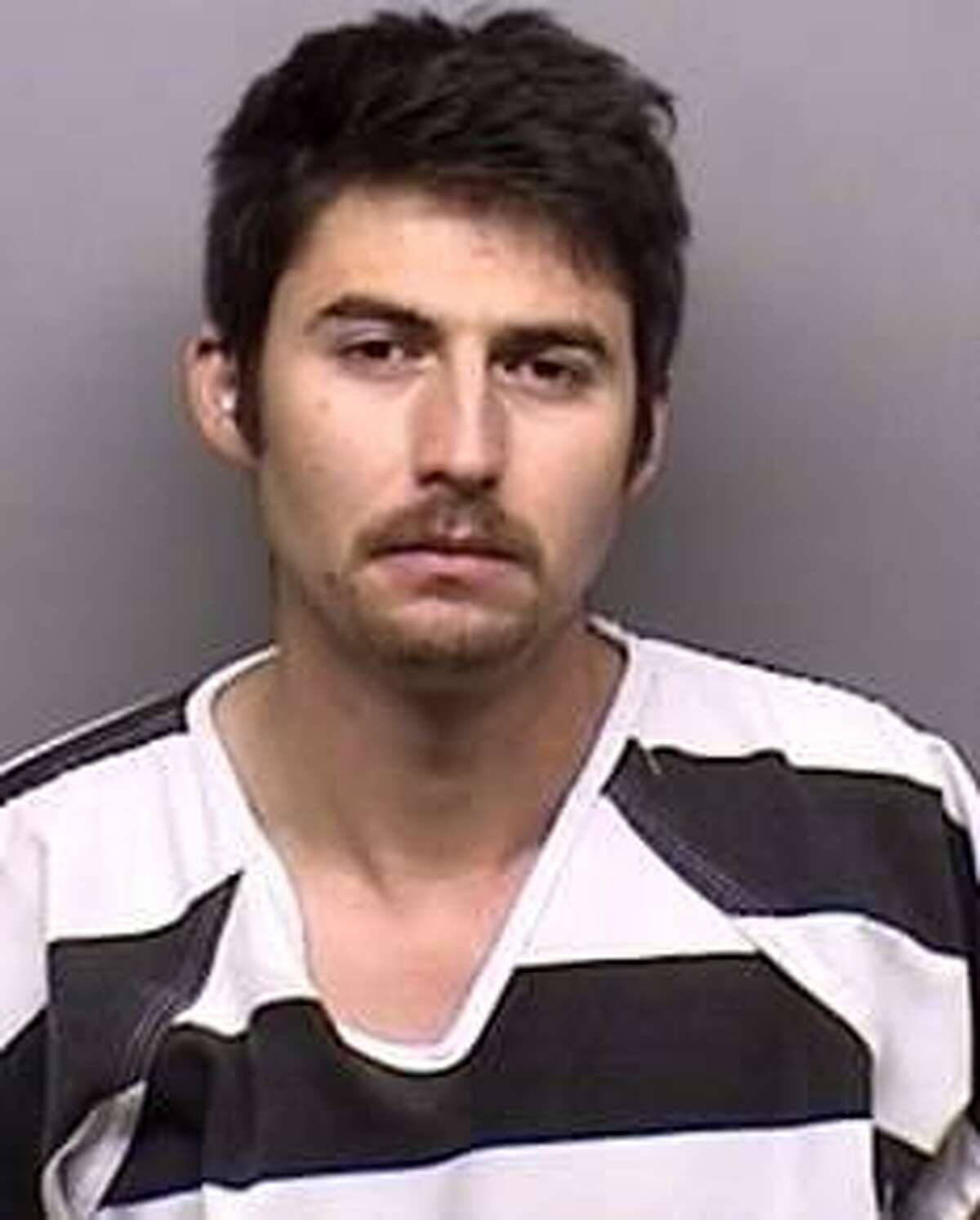 Alberto Espinoza is pictured. Click ahead to see Texas homes still haunted by horrific murders.