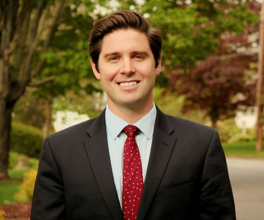 Gareth Rhodes, who is running for the Democratic nomination in the 19th Congressional District seat currently held by Republican U.S. Rep. John Faso.
