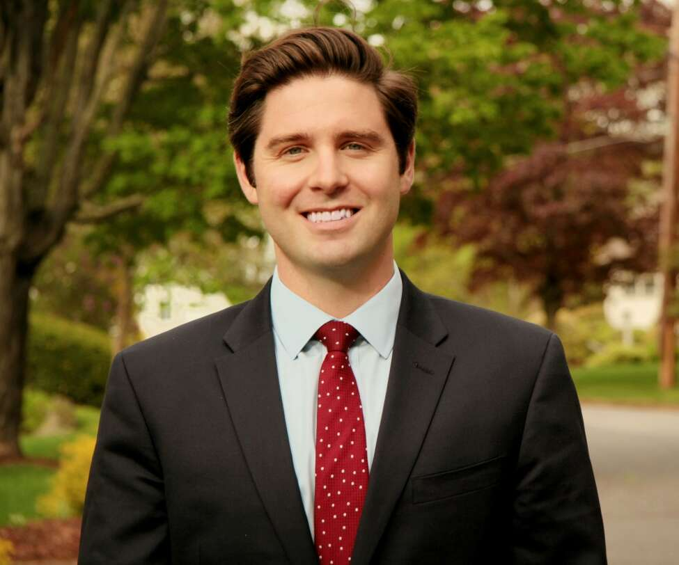Democrat Gareth Rhodes has made headlines late in the race for the 19th Congressional District nomination.