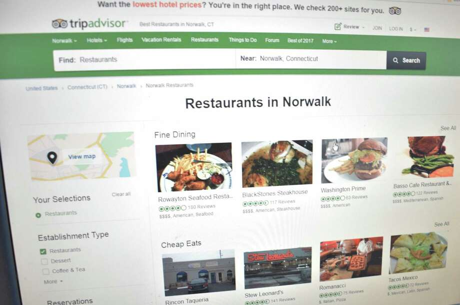 You Can Now Order Food Through TripAdvisor