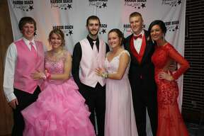 The 2017 Harbor Beach Prom was held Saturday at the Ubly Foxhunters Club.