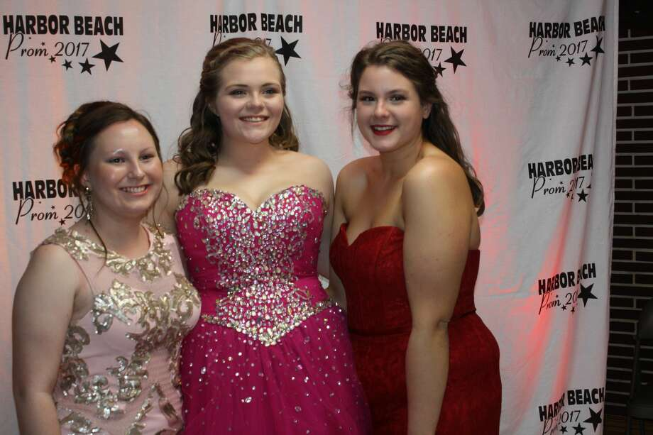 The 2017 Harbor Beach Prom was held Saturday at the Ubly Foxhunters Club. Photo: Rich Harp/For The Tribune