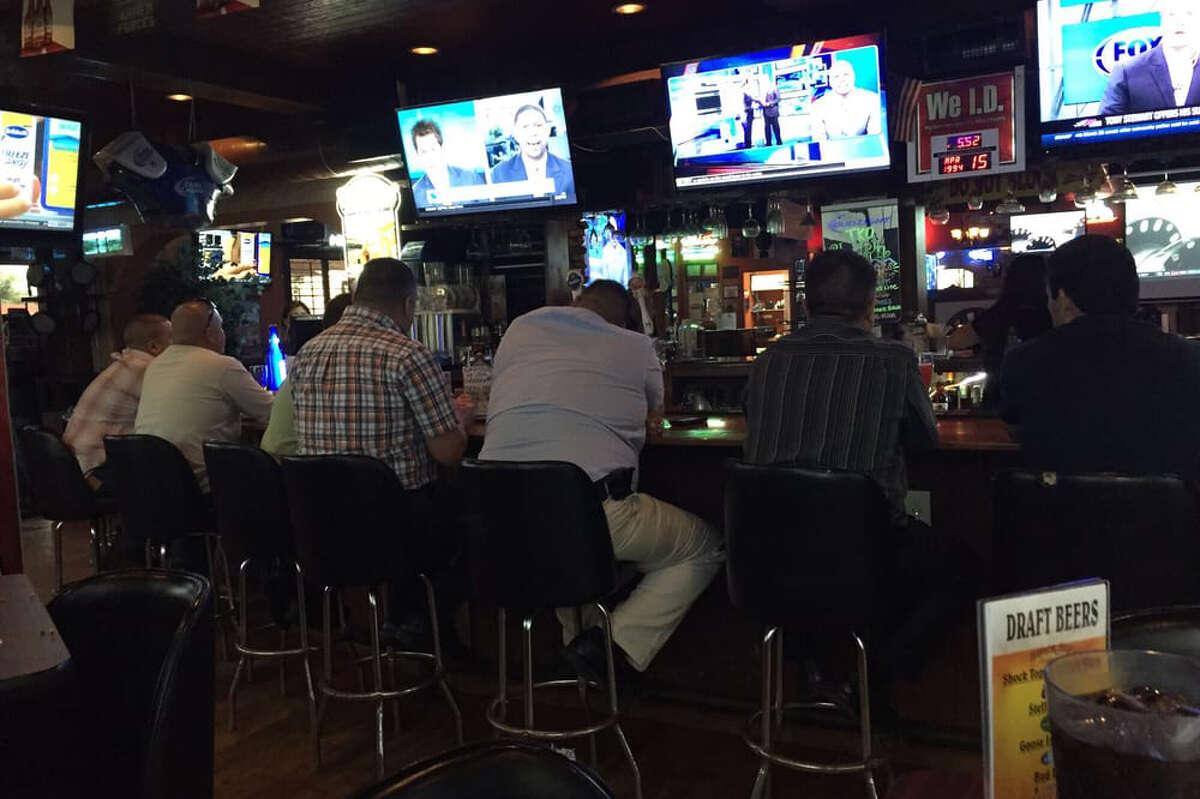 Best Sports Bar:TKO Sports Cafe,520 Shiloh Dr