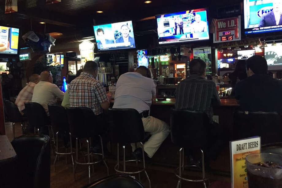 """TKO's tonight $2 beers"" 