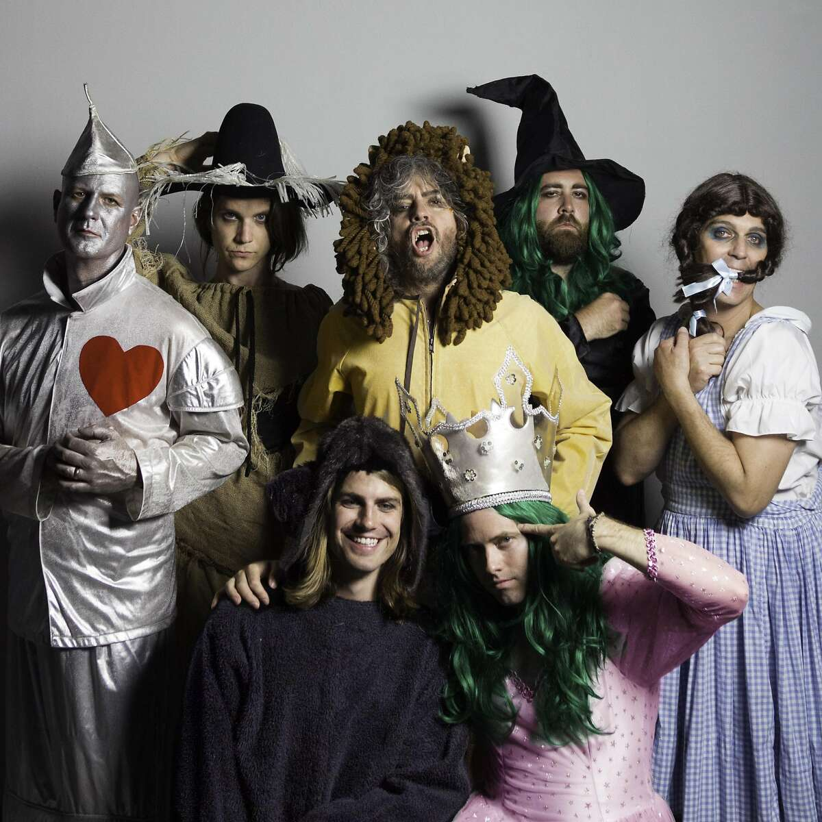 The Flaming Lips are scheduled to perform May 10 at the Fox Theater in Oakland.