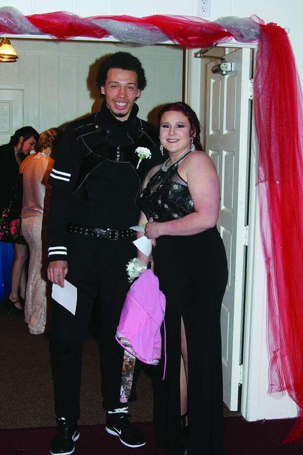 The 2017 Cass City Prom was held Saturday at Ubly Heights. Photo: Brenda Battel/Huron Daily Tribune