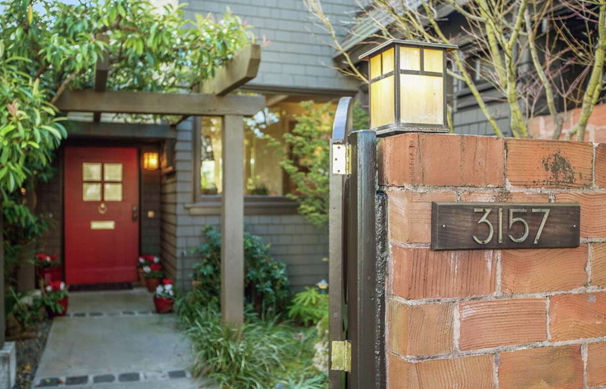 Affordable in Pacific Heights: two-bedroom, $3.5 million This classic Arts-and-Crafts home at 3157 Jackson St. has two bedrooms, two bathrooms and a beautiful garden designed by celebrated landscape architect Thomas Church.