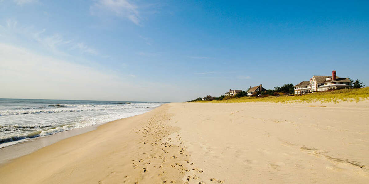 The zip code 11962 in Sagaponack, New York took the second spot the list for the most expensive zip codes across the country, with a median sale price of $3.88 million.