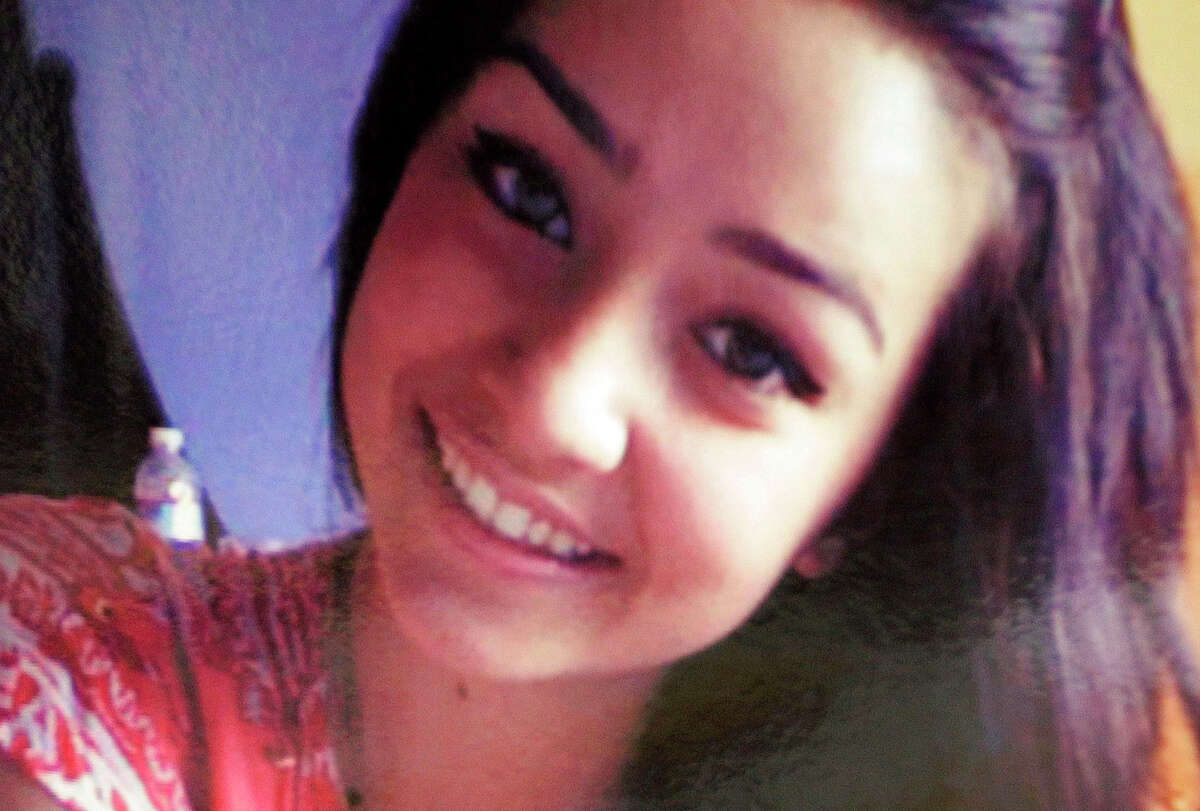 An undated file photo shows a picture of 15-year-old Sierra LaMar at Burnett Elementary School in Morgan Hill, Calif. A jury announced Monday that it has reached a verdict in the murder of the girl. Defendant Antolin Garcia-Torres faces the death penalty if convicted.