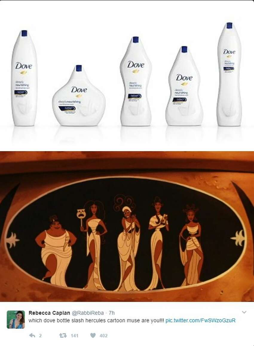 Dove released soap bottles based on body types and the internet is confused