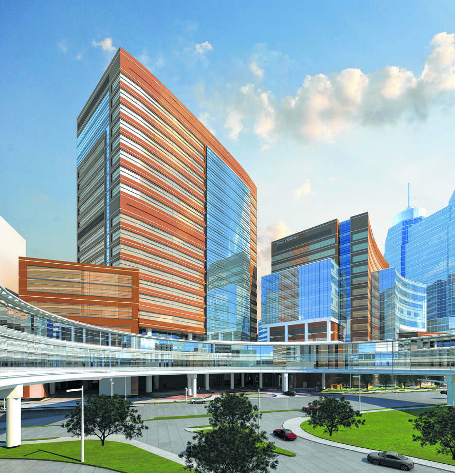 Texas Children's is building a new pediatric tower at its campus in the Texas Medical Center in order to provide greater access to children and families.