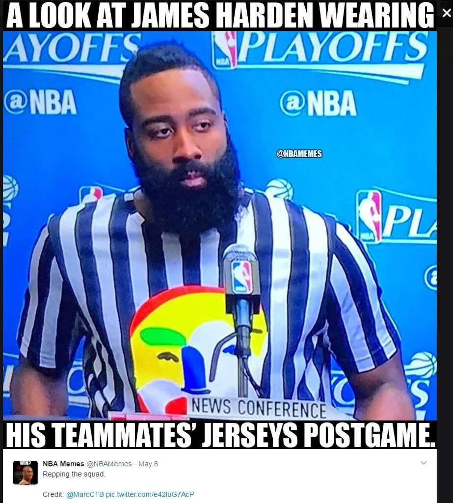 1024x1024 the best memes of the nba playoffs, so far houston chronicle