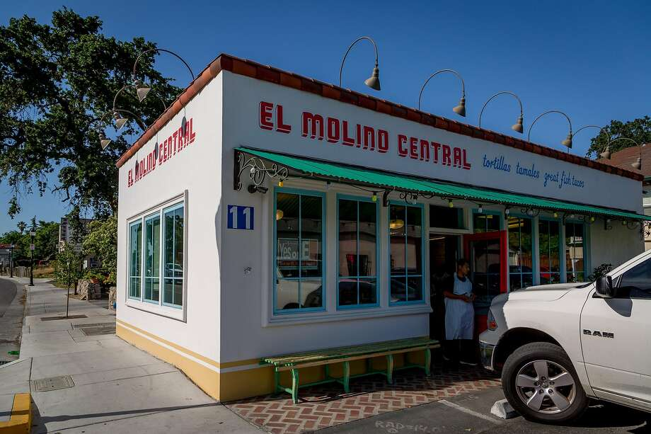 Exterior of El Molino Central in Boyes Hot Springs. Photo: John Storey, Special To The Chronicle