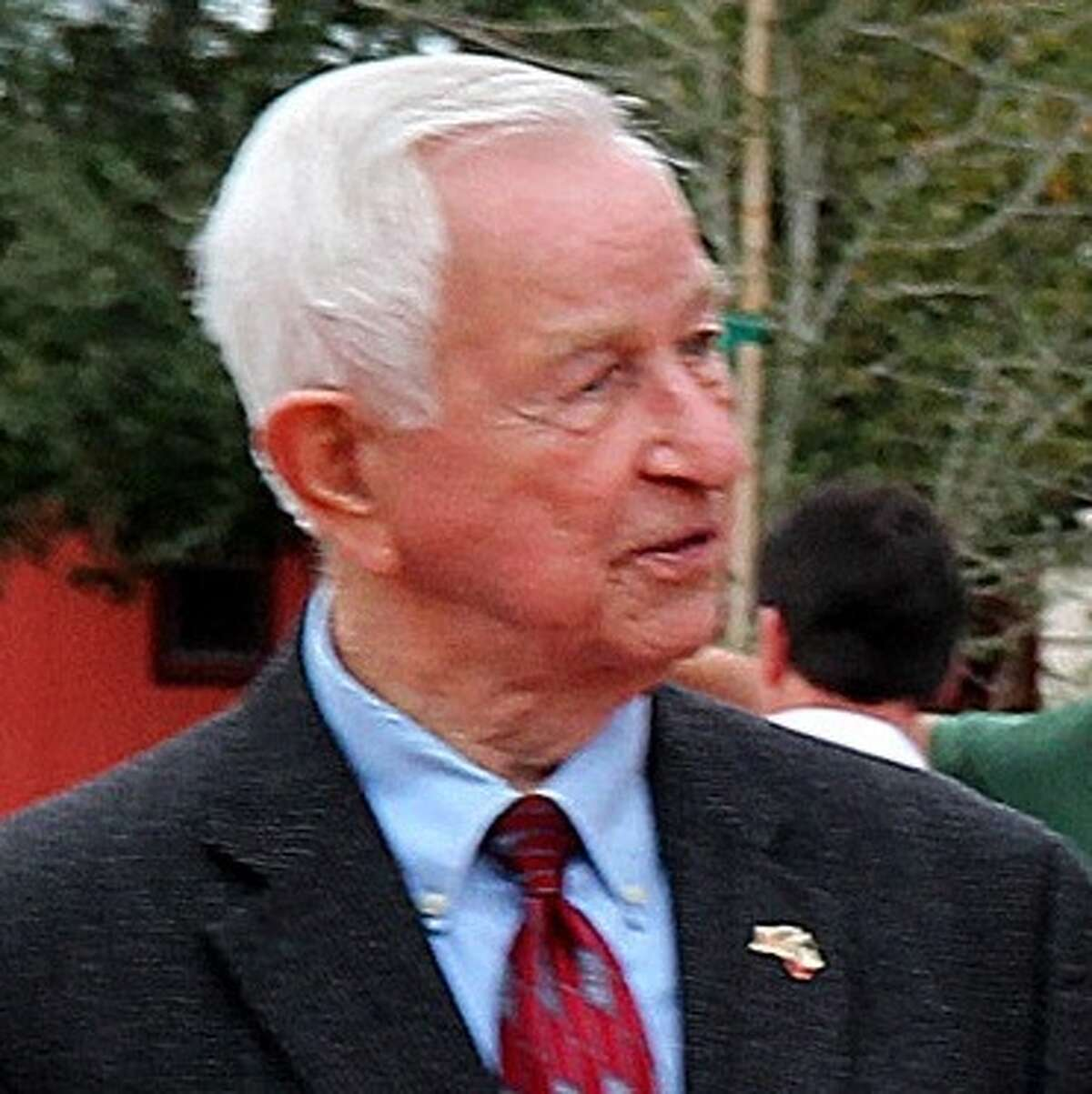 Longtime Pearland Mayor Tom Reid is in as runoff battle with Quentin Wiltz.
