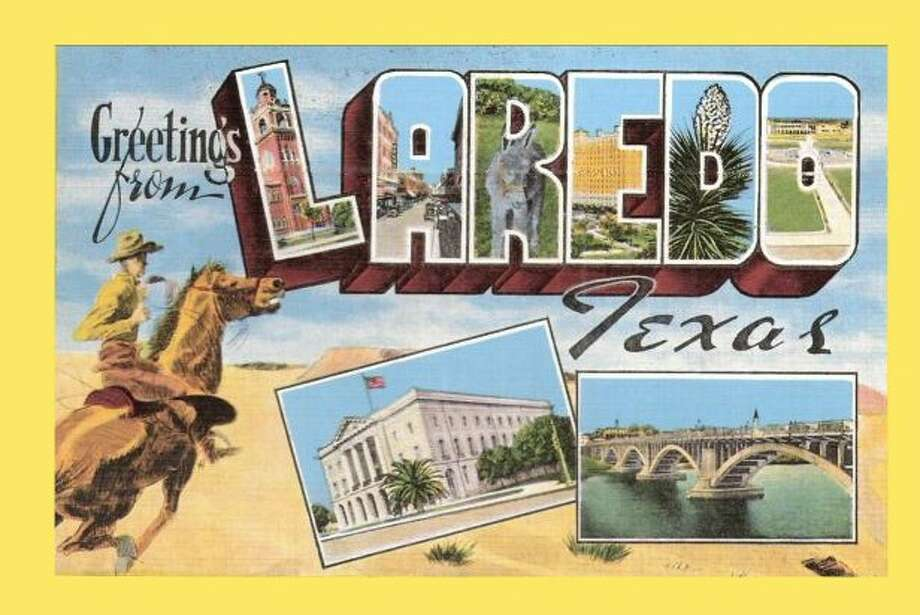 36 vintage Laredo-area postcards from the early, mid-1900s - Laredo ...