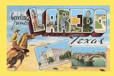 Laredo Greetings,  undated 