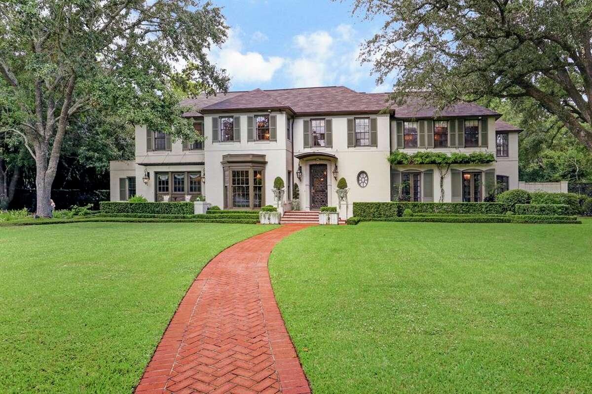 77006: 1500 North Blvd. Listing price: $6.5 million Square feet: 7,117