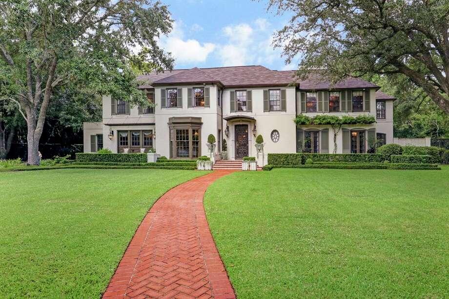 77006: 1500 North Blvd.Listing price: $6.5 millionSquare feet: 7,117 Photo: Houston Association Of Realtors