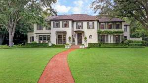 77006: 1500 North Blvd.     Listing price : $6.5 million    Square feet : 7,117