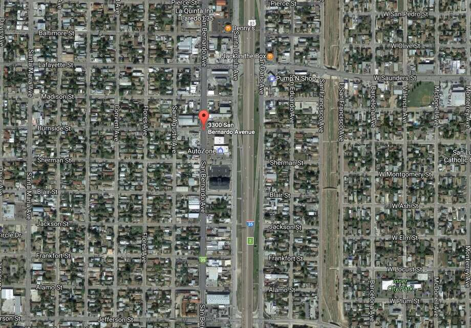 The 3300 block of San Bernardo Avenue is pictured. Keep clicking through the gallery to see mugshots for people arrested on DWI charges in Bexar County during March. Photo: Google Maps/Street View
