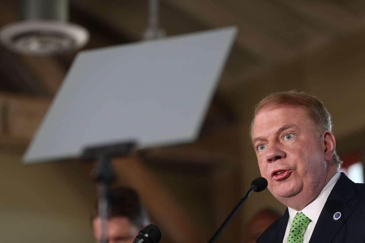 Seattle Mayor Ed Murray, after a fifth man came forward with claims of sexual abuse -- this time, his own cousin -- announced Tuesday that he would resign effective Wednesday.