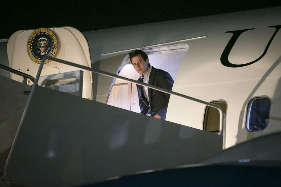 Jared Kushner Photo: AL DRAGO, NYT