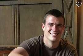 Cal Rugby player Robert Paylor.