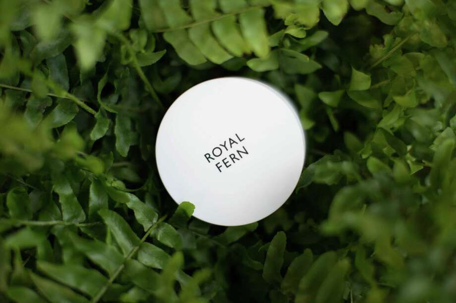 Royal Fern skincare is available at Forty Five Ten in River Oaks District. Photo: Dylan Aguilar